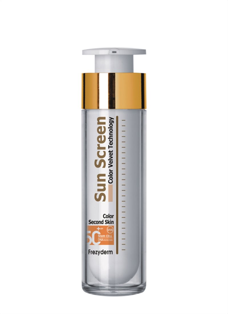 SUN SCREEN COLOR VELVET FACE CREAM SPF 50+